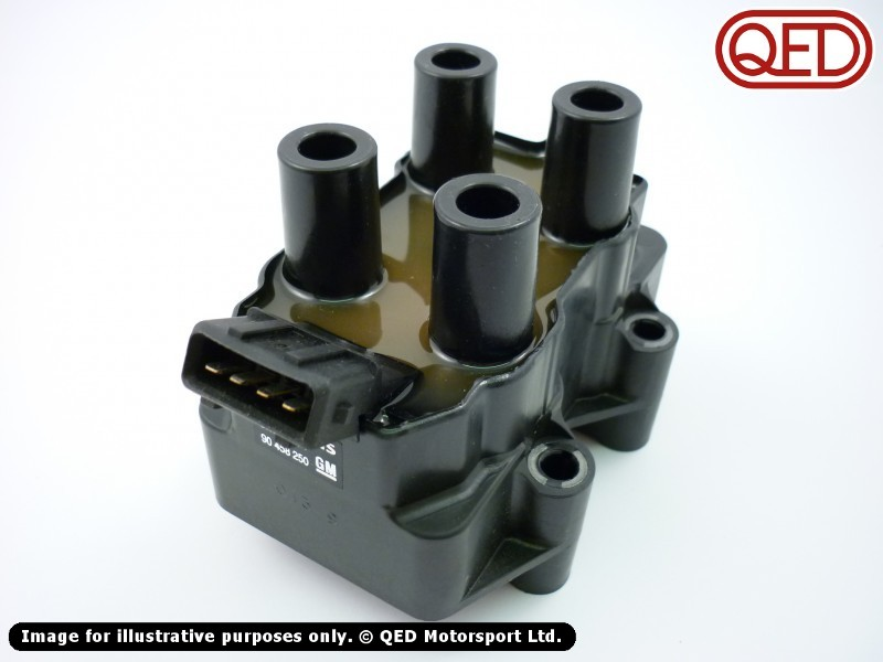 Superb Vauxhall Xe C20Xe Twin Coil Unit Qed Motorsport Vauxhall Twin Wiring Cloud Hisonuggs Outletorg