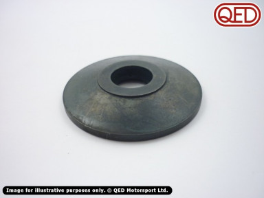 Crank pulley washer