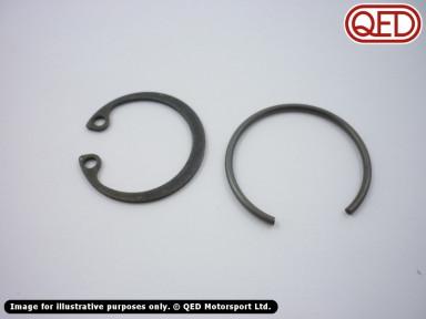 Gudgeon pin circlip, standard pistons, various types