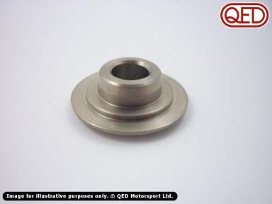 Valve spring retainer, titanium