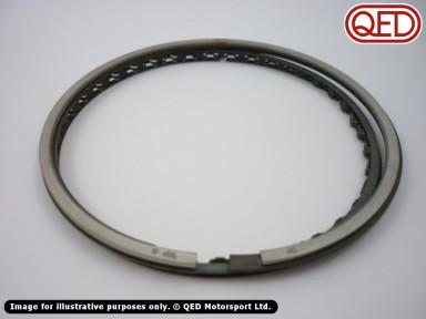 Accralite piston rings, per piston