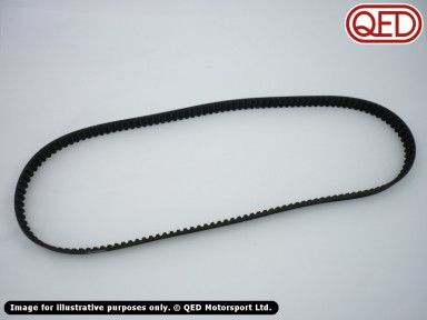 Cam belt, heavy duty, for steel/plastic tensioner