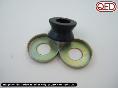 Carb rubber (1 bush, 2 cups)