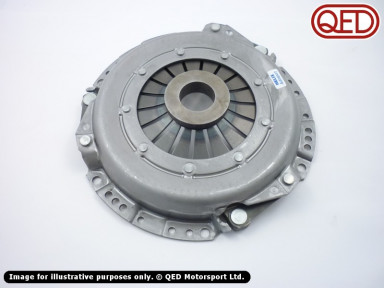 Clutch cover, 4 speed, heavy duty/competition, Helix