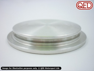 Distributor blanking plate