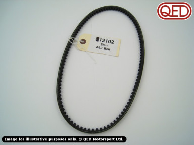 Elan alternator belt