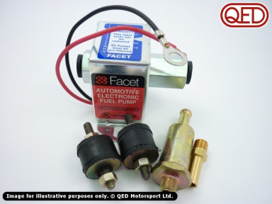 Facet fuel pump kit, fast road/competition