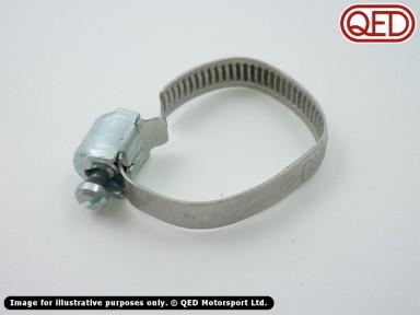 Fuel line clip