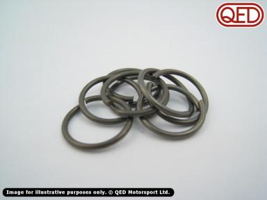 Circlip, valve guide